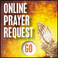 Online Prayer Request